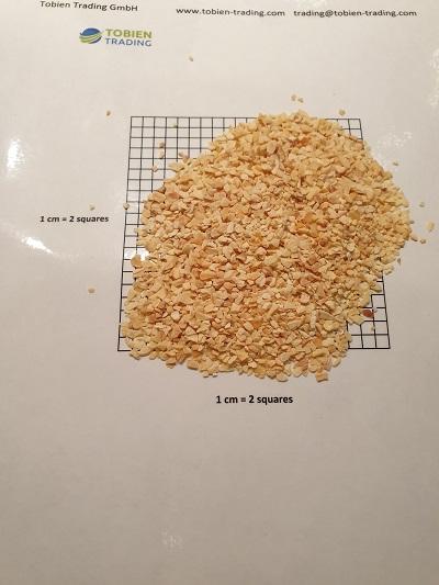 Garlic Granulates G4 - Tobien Trading